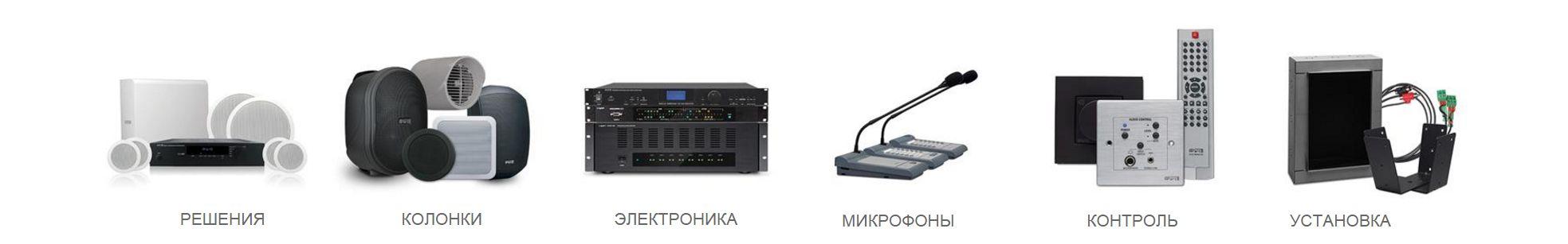 Звуковое оборудование в Астане