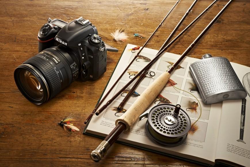 Nikon D750, официальный портрет