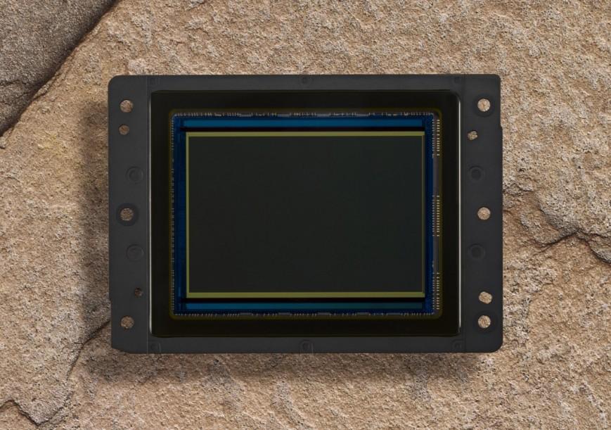 CMOS-сенсор Nikon D750