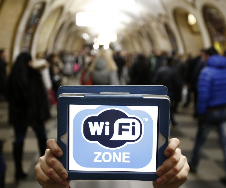 Совсем скоро весь московский метрополитен будет покрыт Wi-Fi-сетью