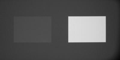 Проектор Sony VPL-VW300ES, тест разделения стереопар