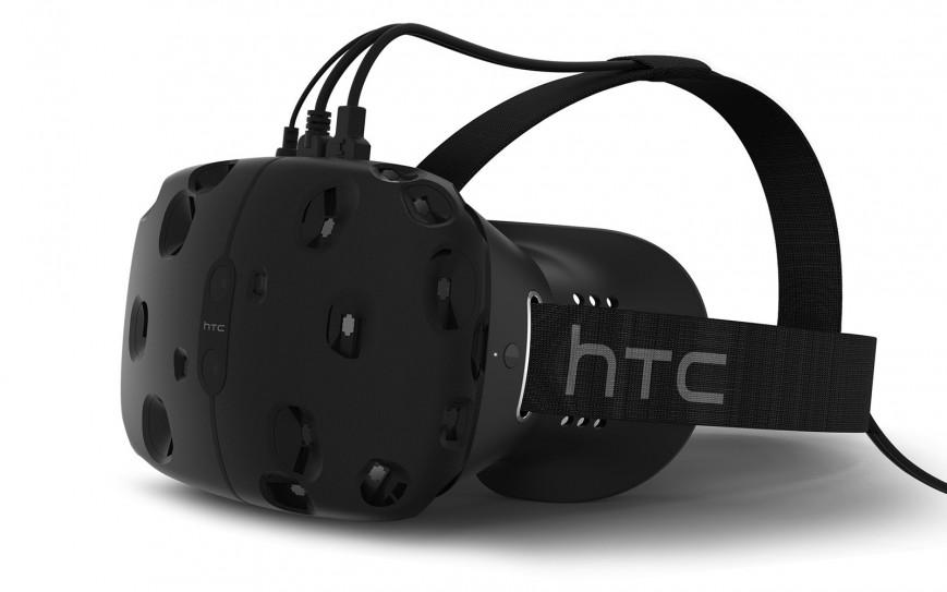 Официальное изображение HTC Vive