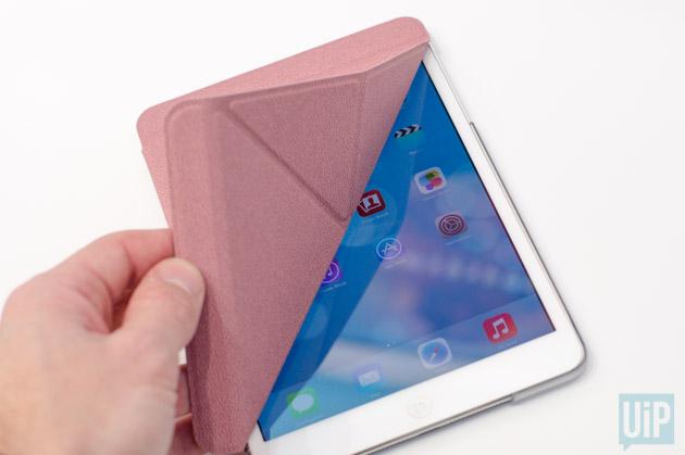 moshi versacover ipad 10 Обзор оригами–чехлов Moshi VersaCover для iPad Air и iPad mini 2