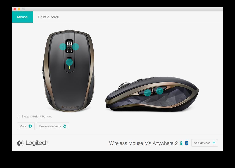 Маленький гигант: обзор флагманской мобильной мыши Logitech MX Anywhere 2-7