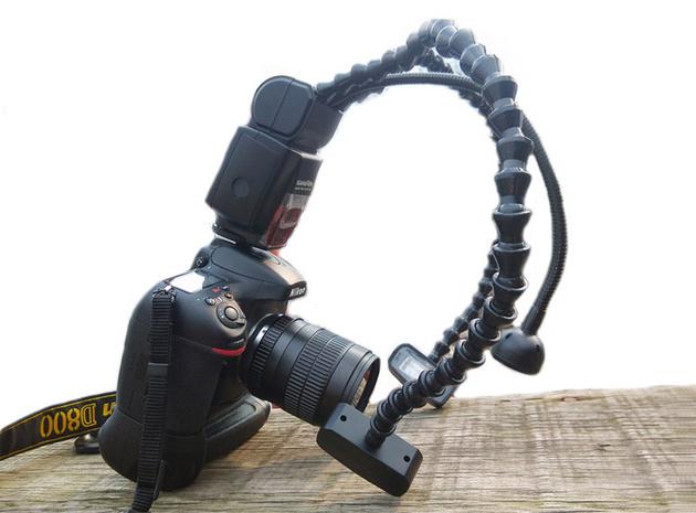 Venus KX800 – сдвоенная вспышка для макрофотографии с уникальным GN58