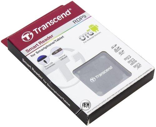 Transcend Smart Reader: удобный OTG-картридер