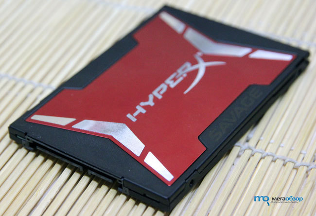 Обзор и тесты Kingston HyperX Savage SSD 240 Гбайт (