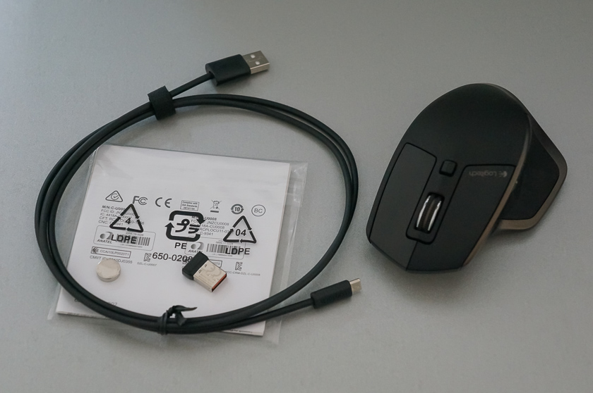 Царь-мышь. Обзор Logitech MX Master-2