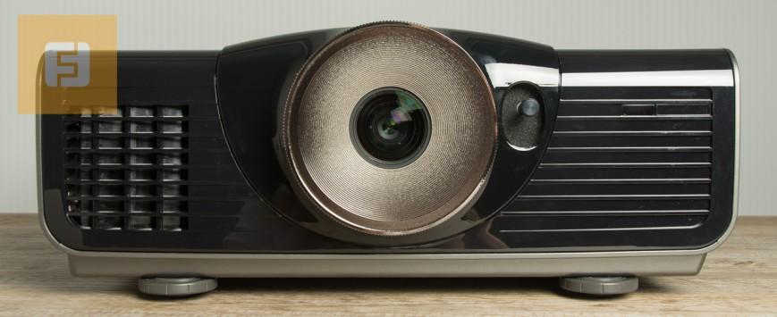 BenQ W7500, вид спереди