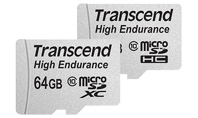 Transcend High Endurance 64GB (1)