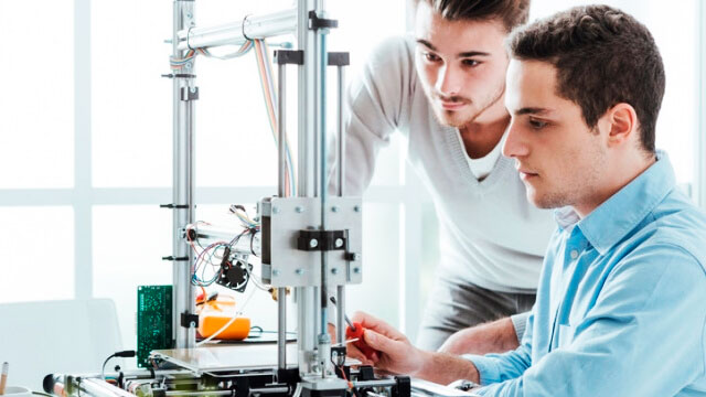 Обучение работе с 3D принтером в Астане