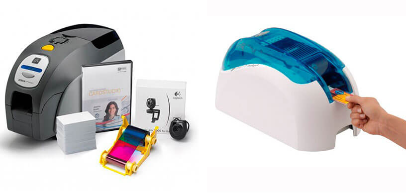 Принтер для печати карт