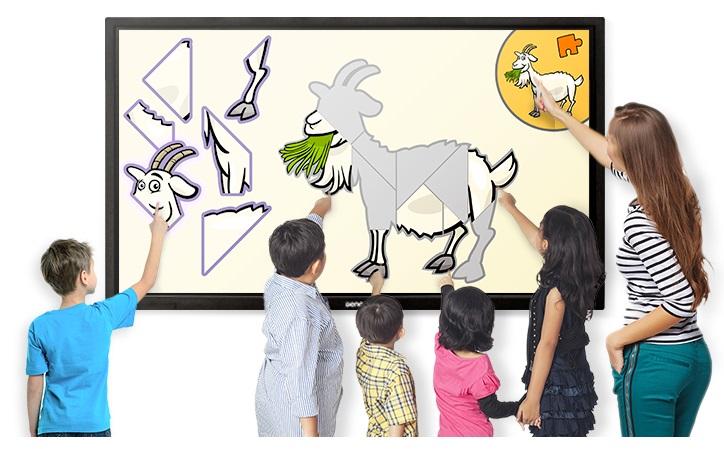 Интерактивная панель для образования