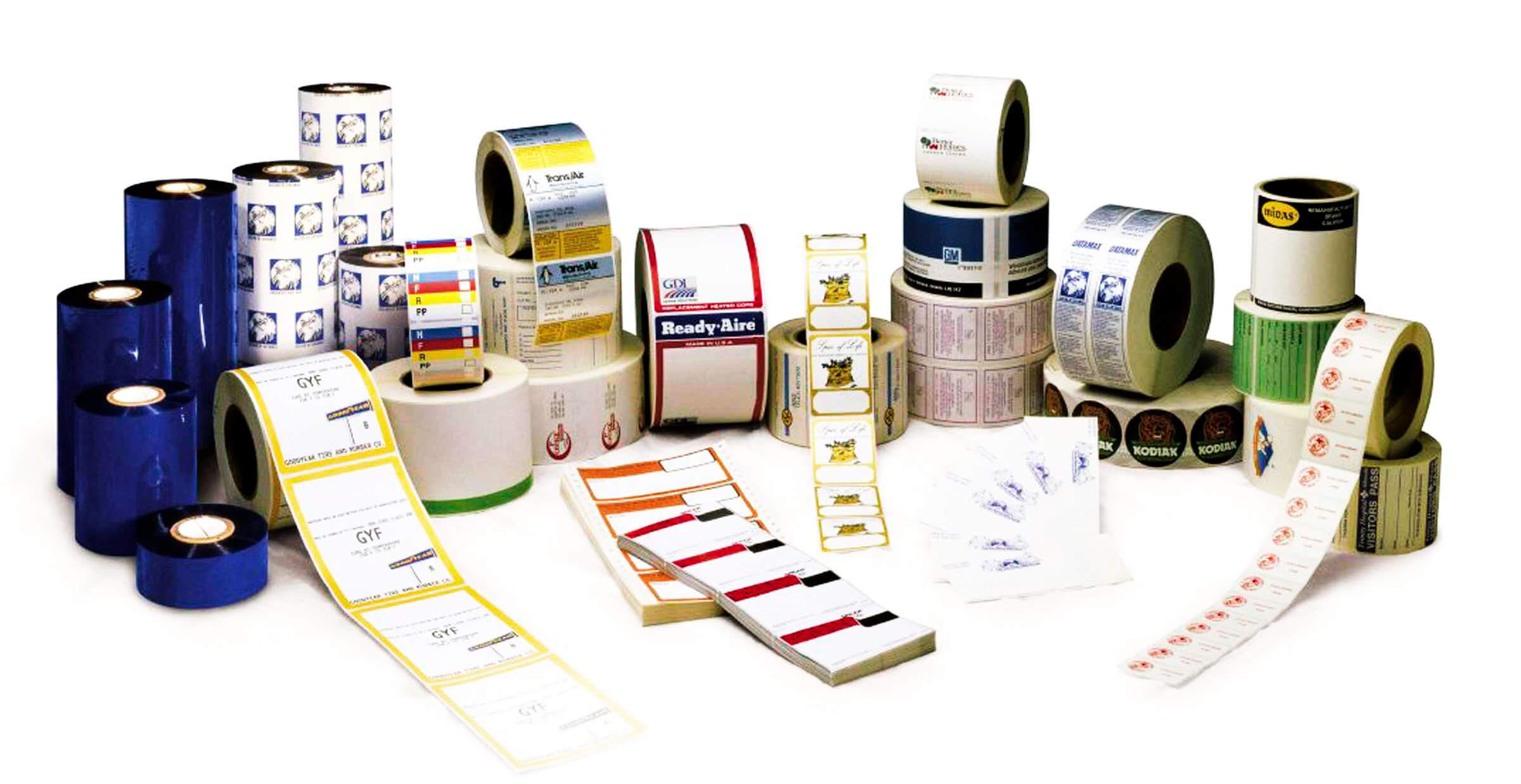 Расходные материалы для карточных принтеров