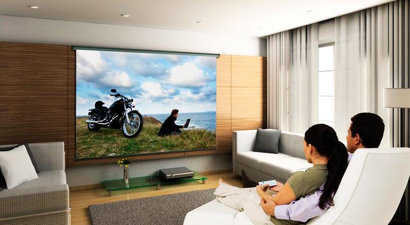 Проекционный экран