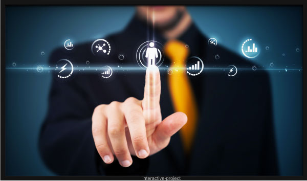 Установка интерактивной панели