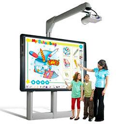 Интерактивная доска для образования
