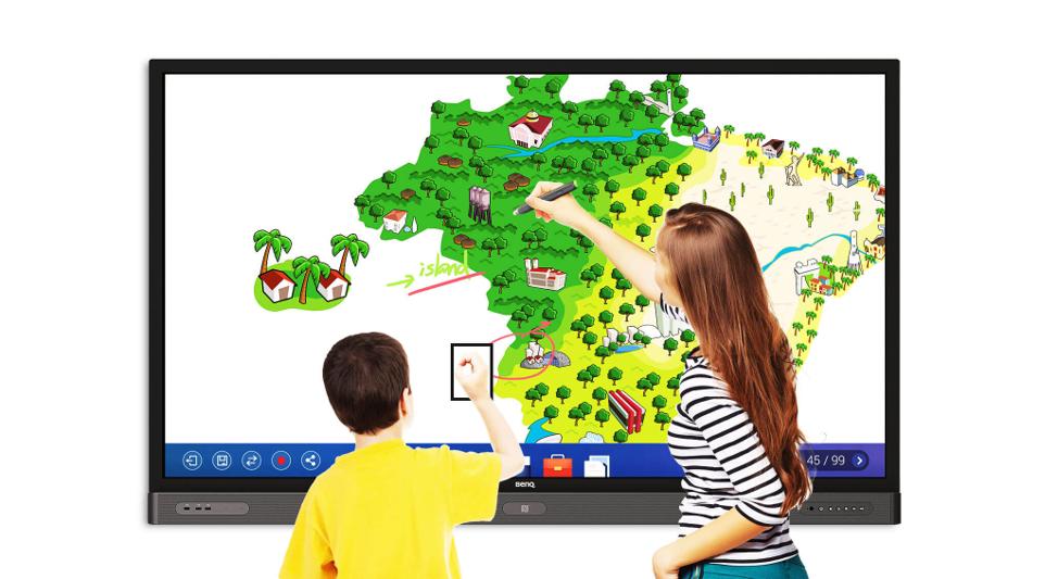 Купить интерактивную панель