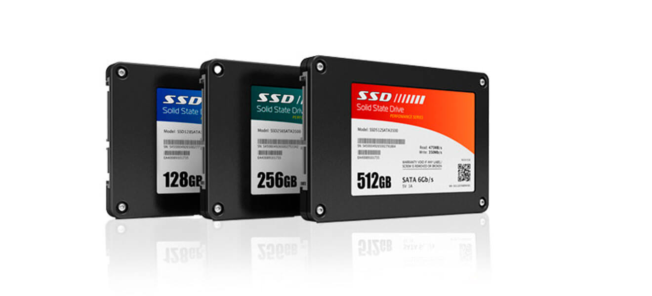 SSD жесткие диски