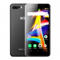Смартфон BQ 5508L Next LTE Black
