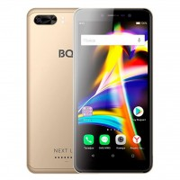 Смартфон BQ 5508L Next LTE Gold