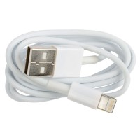 Кабель Apple Ritmix RCC-120 lightning White